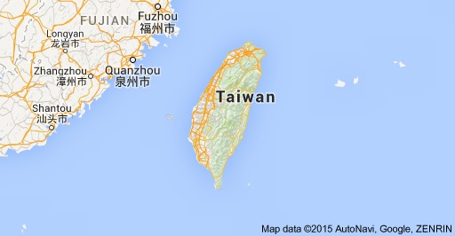 taiwan_map_on_google_map