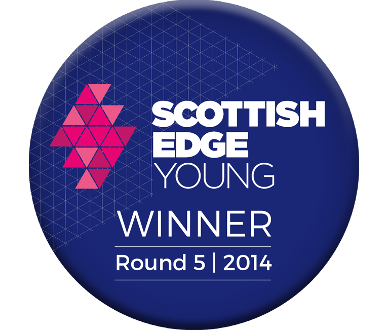 Scottish Young Edge Award (round 5) Winner 2014