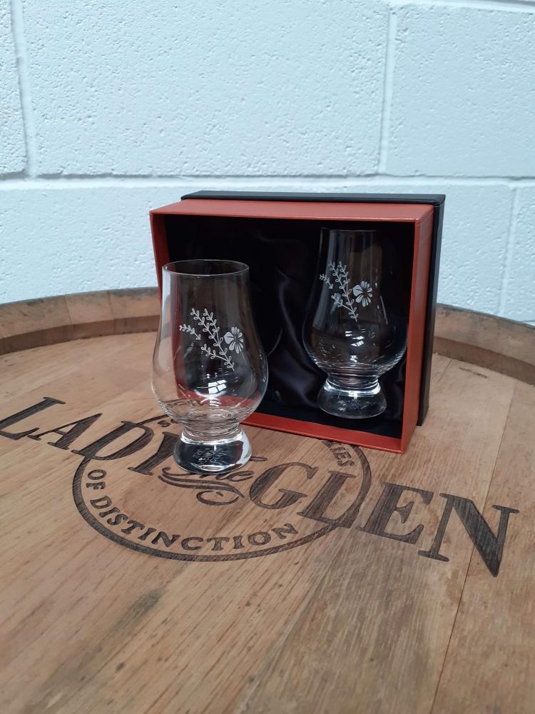2 x Glencairn Tasting Glass set