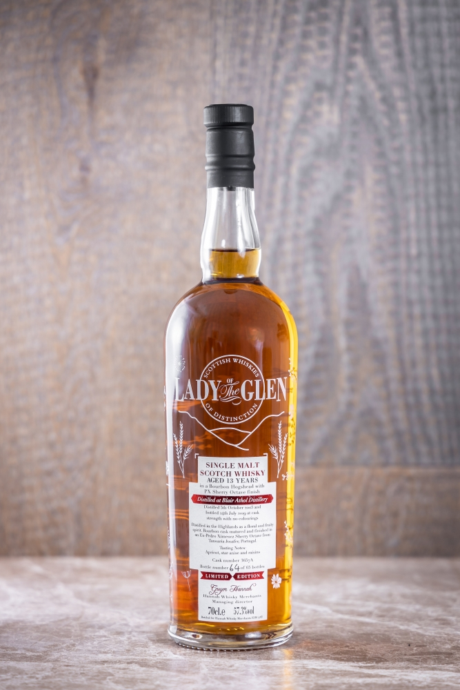 Blair Athol 2005 with PX Sherry Octave Finish