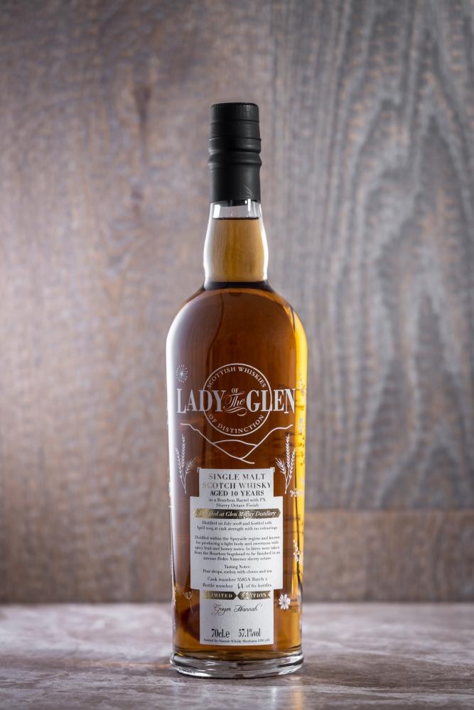 Glen Moray Bourbon Barrel with PX Sherry Octave finish Batch 2